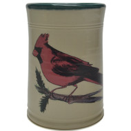 Utensil Holder - Cardinal