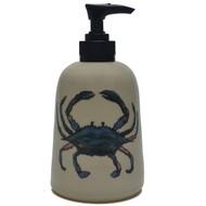 Soap Dispenser - Crab