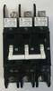 EA3-B0-24-640-31E-DC, 40 amps, E series, Carling Tech, circuit breaker, 3 pole, handle type