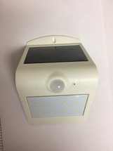 solar, wall light, water proof, marine, led, sensor, automatic. Automatic smart solar & sensor led wall light