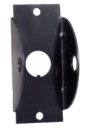 Toggle Switch Guard, Black Oxide, No Imprint