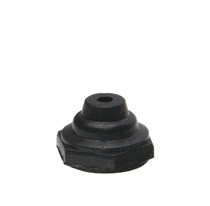 toggle switch half boot, black, protective switch cover, exposed toggle tip, SK50062, 2236600, 2523900, 28-1131