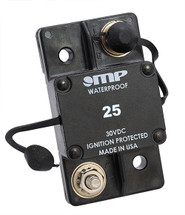 Mechanical Products Type 1 Auto Reset 25 amp Breaker 171-S0-025-2