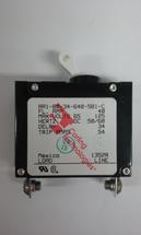 Carling Technologies Circuit breaker, 40 amp, A Series, single pole, magnetic AA1-B0-34-640-5B1-C