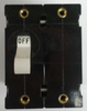 Carling Technologies Circuit breaker, 30 amp, A Series, double pole, magnetic, screw terminals, single handle AB2-B0-34-630-3B1-C