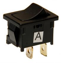 Spemco Mini Rocker switch, SPMR85, on-off maintained, single pole