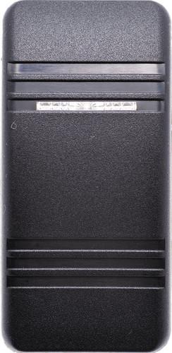 carling, v series, switch cap, actuator, one bar lens, black, vvc1c00-000