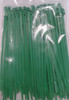Standard Self Locking Green Nylon Cable Tie