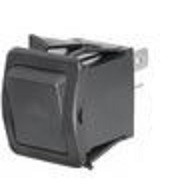 Otto sealed rocker switch, on-on, K2 series, double pole K2ABJAAAAA