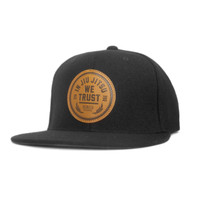 Newaza Apparel Black Wool Hat Available at www.thejiujitsushop.com today!