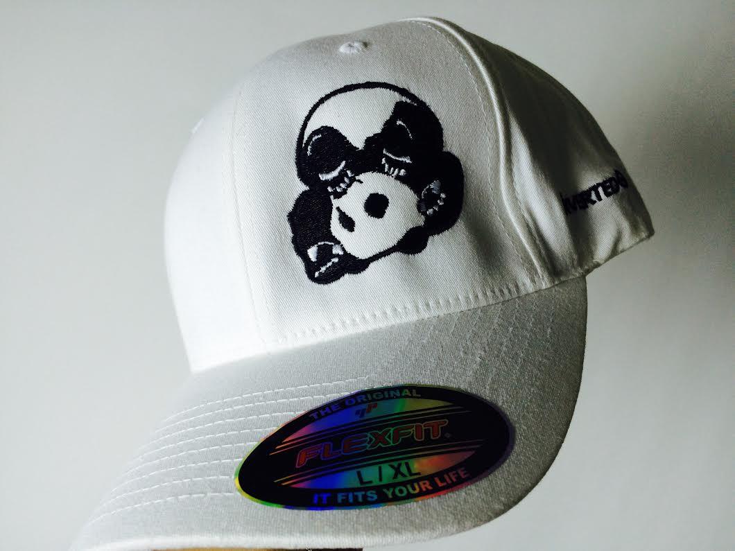 inverted gear flexfit panda cap