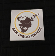 SDK Pads Sticker