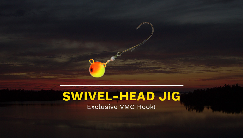 Swivel-Head Jig