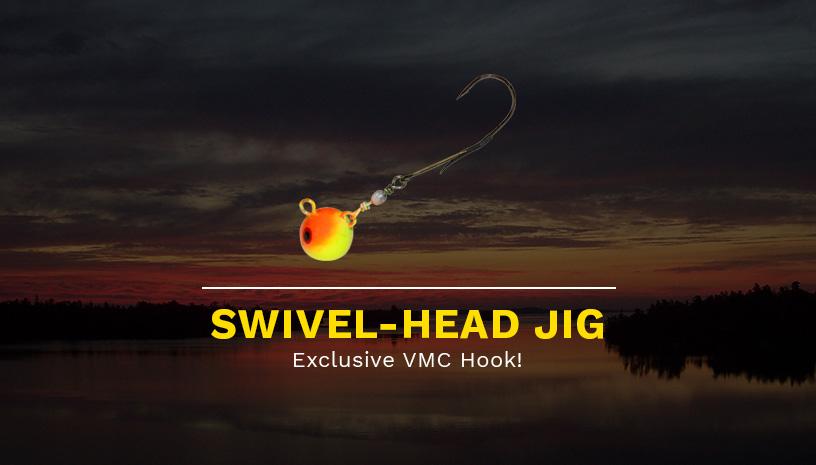 Swivel-Head Jig