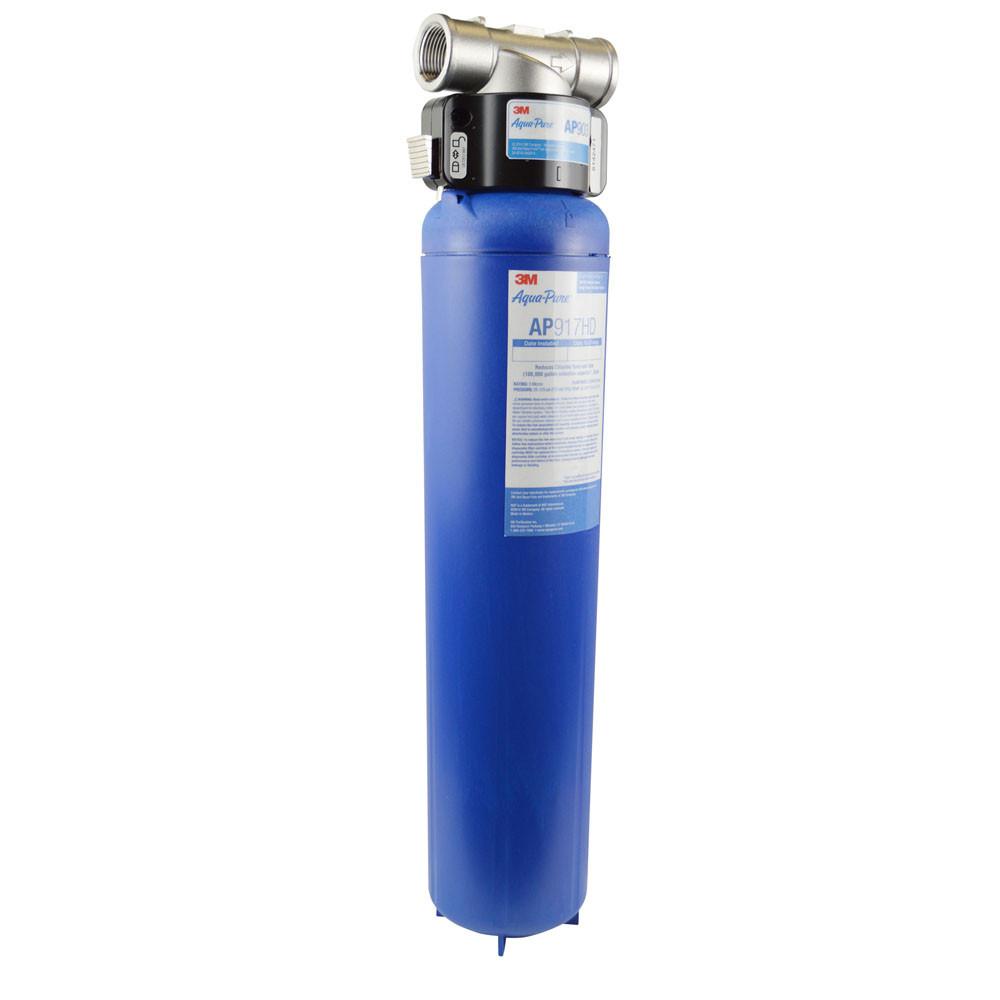 3m aqua pure ap903 whole house sediment chlorine filter system klearwaterst. Black Bedroom Furniture Sets. Home Design Ideas