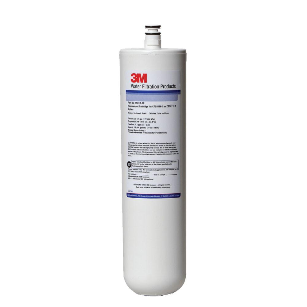 3M Cuno CFS8720 Replacement Filter Cartridge