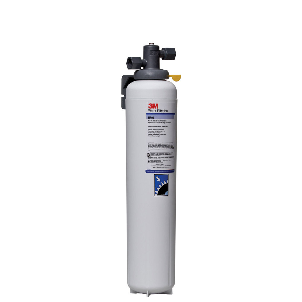 3m hf195 cl chloramine water filtration system for Water feature filtration system