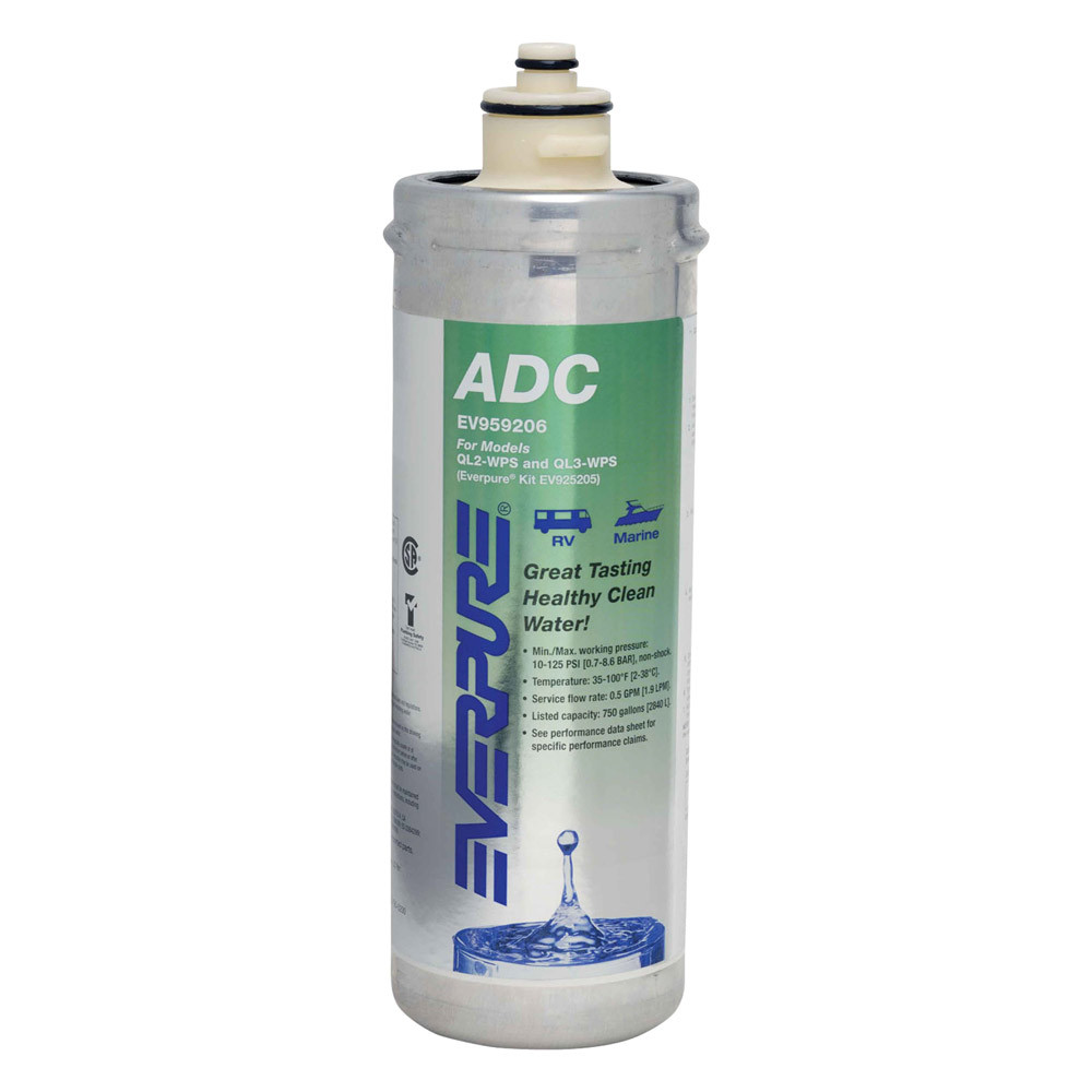 Everpure Adc Shurflo Rv Replacement Water Filter