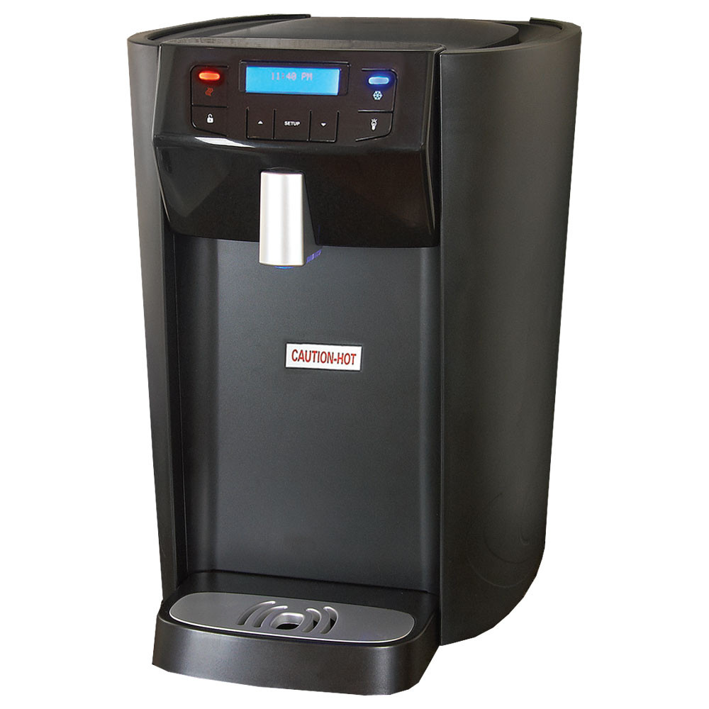 mtn hcb 215isip horizons ct countertop water cooler black - Countertop Water Dispenser