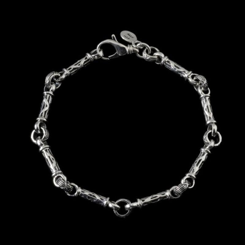 Harvest Bar Bracelet, Silver