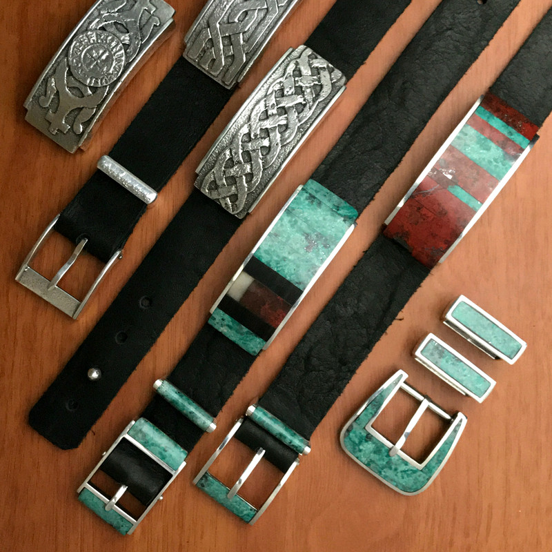 Interchangeable Slide Bracelets