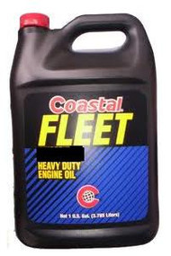 Coastal HD Fleet 30W Engine Oil | 6/1 Gallon Case