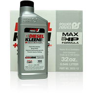Power Service Diesel Kleen + Cetane Boost | 12/32 Ounce Case
