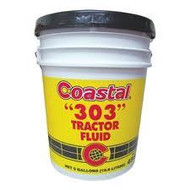 Coastal 303 Tractor Hydraulic Fluid | 5 Gallon Pail