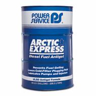 Power Service Arctic Express Antigel | 55 Gallon Drum