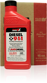 Power Service Diesel 911 | 9/16 Ounce Case