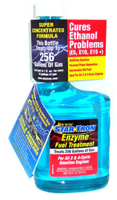 Star Tron Enzyme Fuel Treatment | 12/16 Ounce Case