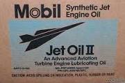 Mobil Jet Oil II | 24/1 Quart Case