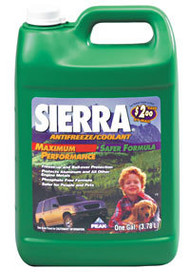 Sierra Antifreeze & Coolant | 6/1 Gallon Case