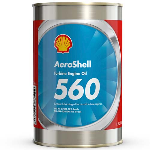 AeroShell Turbine Oil 560 | 1 Quart Can