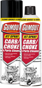 Gumout Jetspray Carb/Choke Cleaner | 12/14 Ounce Cans
