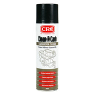 CRC Clean-R-Carb Carburetor Cleaner | 12/12 Ounce Cans