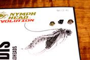 Caddisfly Tungsten Beadheads Nymph Head Evolution