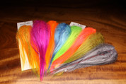 Big Fly Fiber with Multicolor and Cur