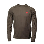 Badlands Mutton Top LS