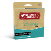 SA Sonar Titan Tropical Clear Tip Fly Line