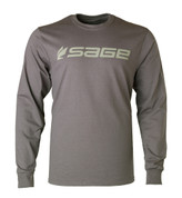 Sage Logo Tee Long Sleeve