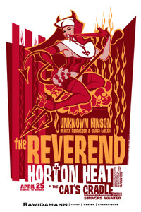 THE REVEREND HORTON HEAT