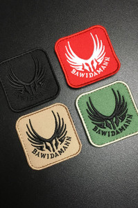 BAWIDAMANN PATCHES