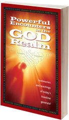 Powerful Encounters in the God Realm Book