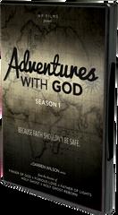 Adventures With God Season 1 DVD