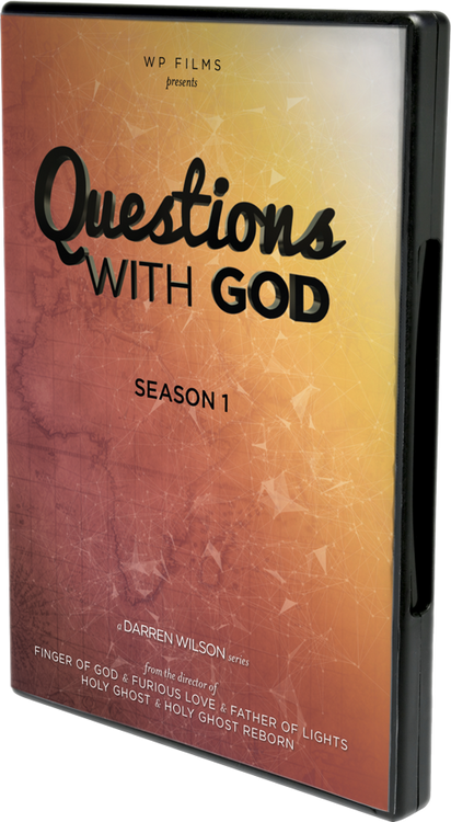 Questions With God Series DVD