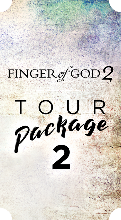Finger of God 2 Tour Package #2