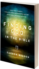 Finding God in the Bible Book