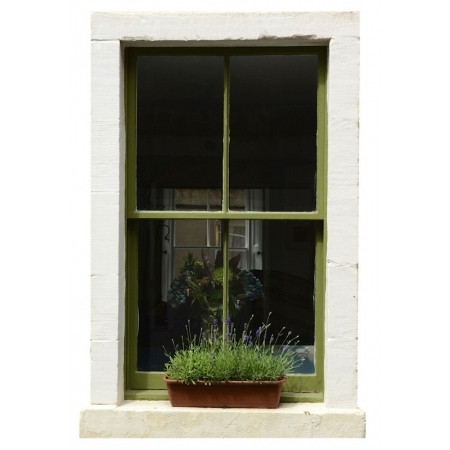 Window Frame Vinyl Design D Sash Window 1000 X 670mm