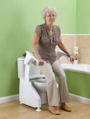 Mountway Solo Toilet Lift With Armrests